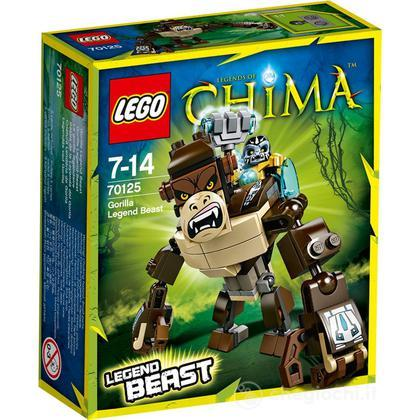 Animale Leggendario Gorzan - Lego Legends of Chima (70125)