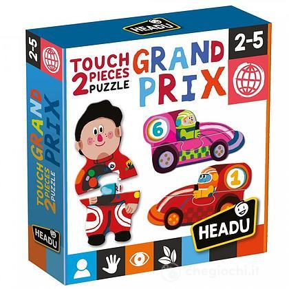 2 pieces Touch Puzzle Grand Prix (MU24902)