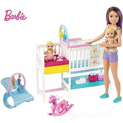 Barbie Playset Skipper Nurserie (GFL38)