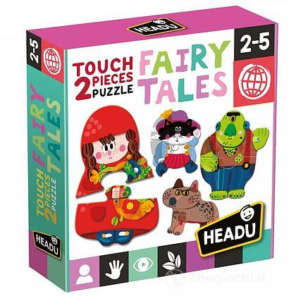 2 pieces Touch Puzzle Fairy Tales (MU24919)