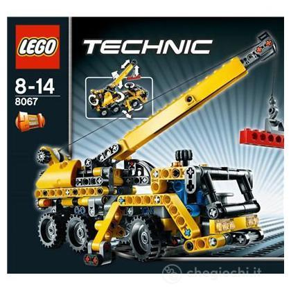 LEGO Technic - Mini gru mobile (8067)