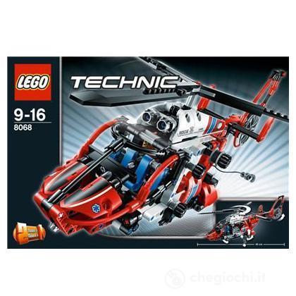 LEGO Technic - Elicottero di salvataggio (8068)