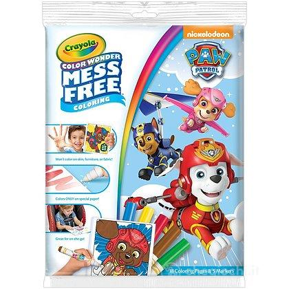Coloring Set Color Wonder Paw Patrol (75-2494)