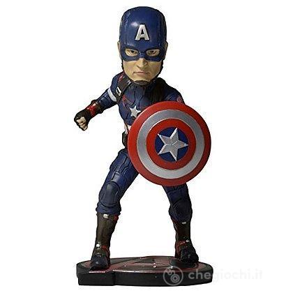 Avengers - Captain America Bubble Head