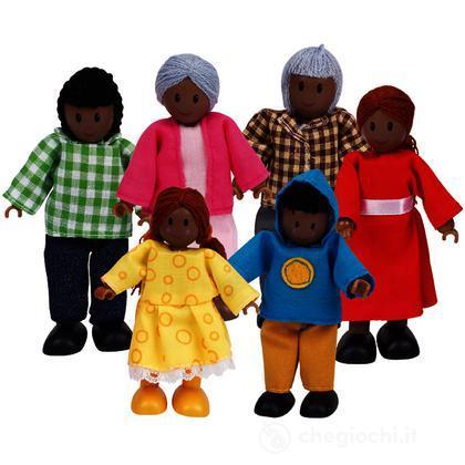 Famiglia Africana (E3501)
