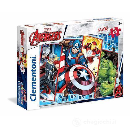 The Avengers Maxi 24 pezzi (24495)