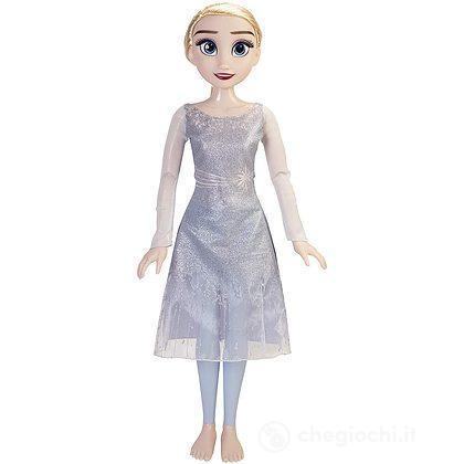 Frozen 2 Bambola Gigante Elsa 80 cm (214964)