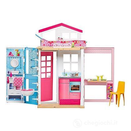 vente la plus chaude Baskets 2018 coût modéré Casa di Barbie portatile (DVV47)