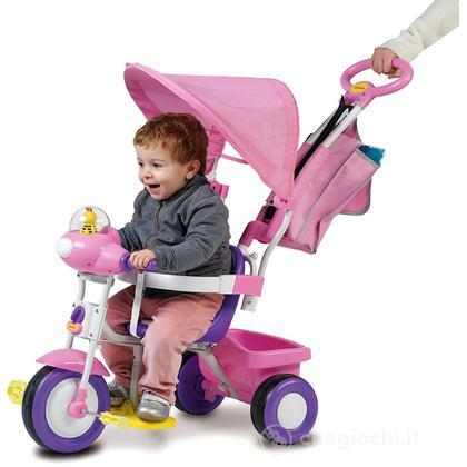 Triciclo Baby Plus Rosa (1497-RS)