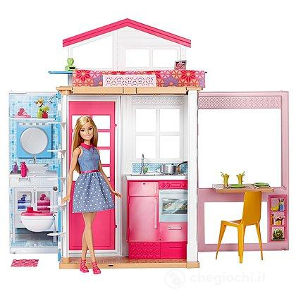 Casa componibile + Barbie (DVV48)