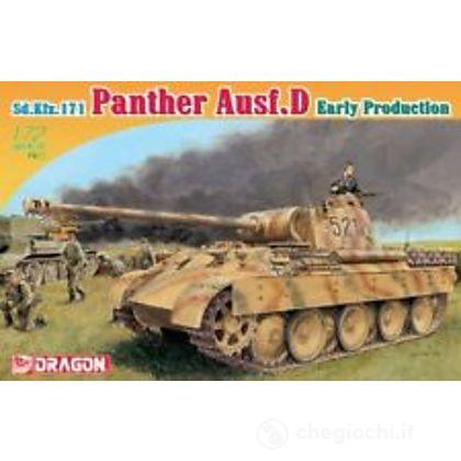Carro Armato SD.KFZ.171 PANTHER A EARLY PRODUCTION 1/72 (DR7499)