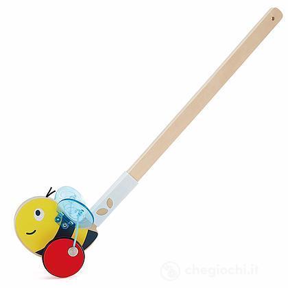 Calabrone da spingere in legno (E0356)