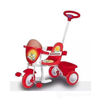 Triciclo Spring Rosso (1499-R)