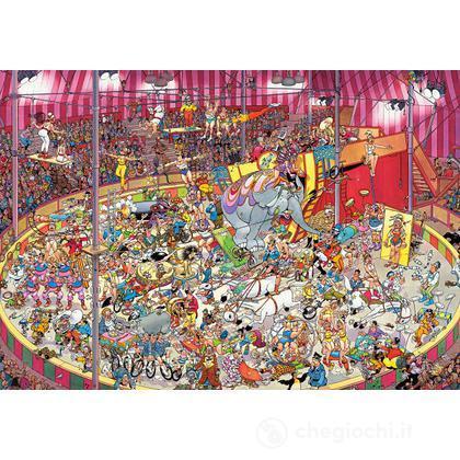 Comic 3000 Pezzi - Il Circo (01499)