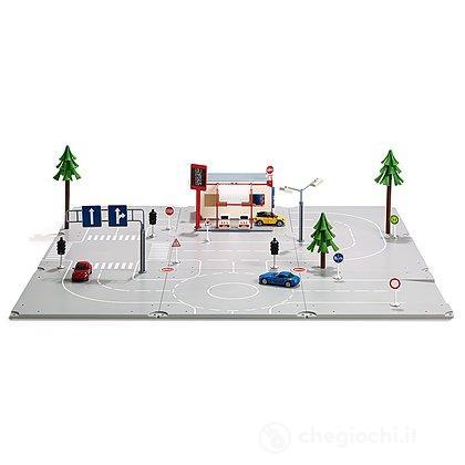 Play Set City Plastico Componibile (5501)