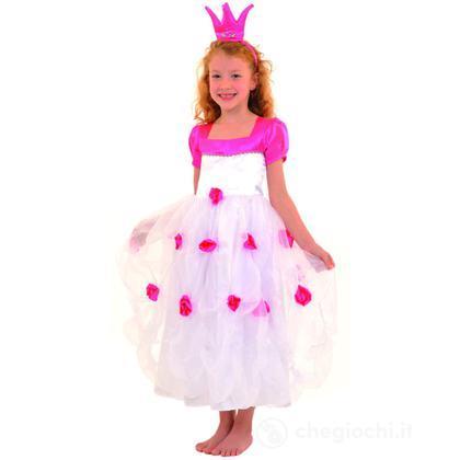 Vestito principessa primavera (LL CD005206-3) dcf29bf6822