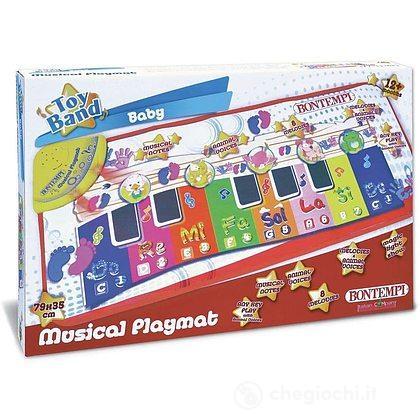 Tappeto Musicale Misura 79x35cm