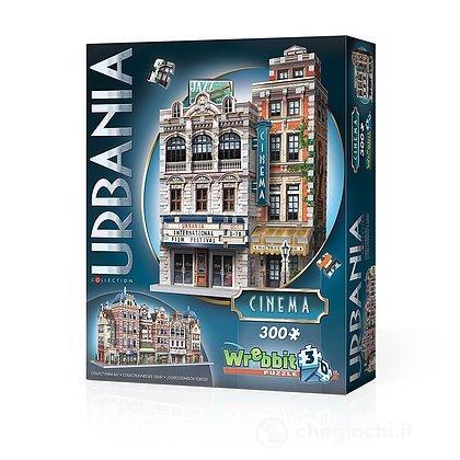 Urbania - Cinema (Puzzle 3D 295 Pz)