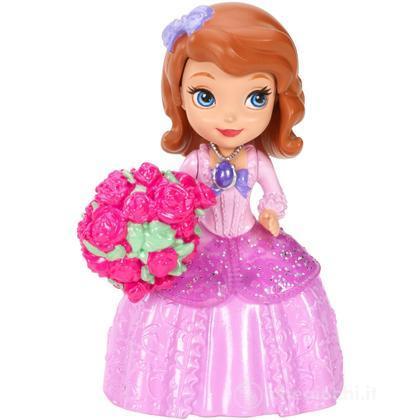 Principessa Sofia con fiori Small Doll (Y6633)