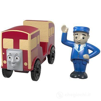 Thomas and Friends Bertie - in legno (FHM30)