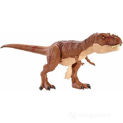 T-Rex Dinosauro XL suoni - Jurassic World (FVP48)
