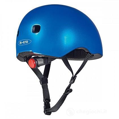 Casco con luce blu M (MP39783)