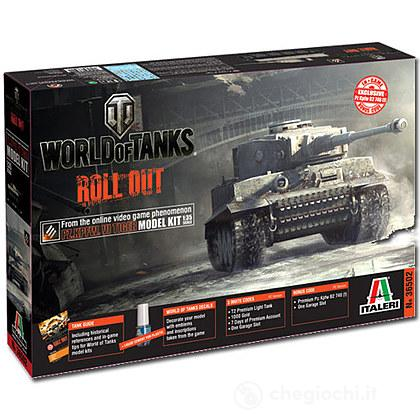 World Of Tanks - Panzer VI Tiger I