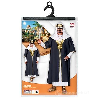 Costume Adulto Sultano taglia M