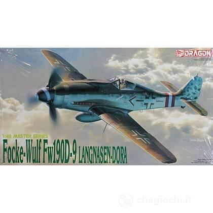 Aereo FOCKE WULF FW 190D 1/48 (DR5503)