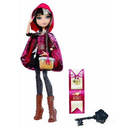 Cersie Hood - Ever After High Ribelli (BJG61)