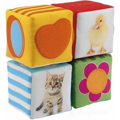 Set Cubi Degli Animali