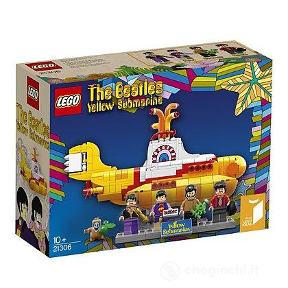 Beatles Yellow Submarine - Lego Ideas (21306)