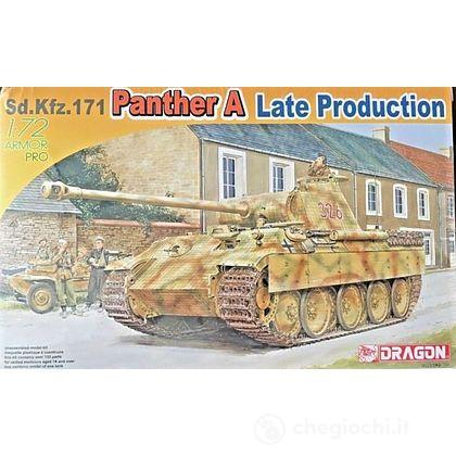 Carro Armato SD.KFZ 171 PANTHER A LATE PRODUCTION 1/72 (DR7505)
