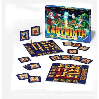 Labyrinth duel