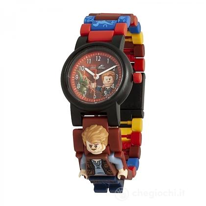 Orologio Lego Jurassic World Owen