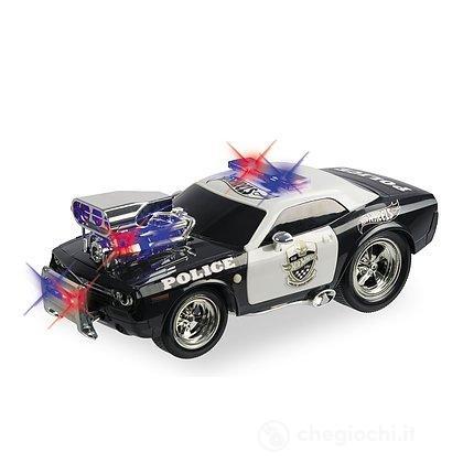 Radiocomando Hot Wheels Polizia (63505)