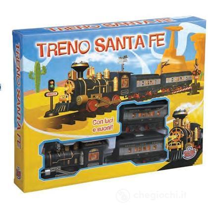 Set Treno Classico con luci e suoni (GG51505)