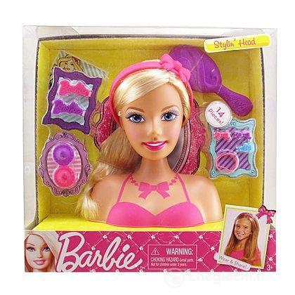 Barbie Head Capelli