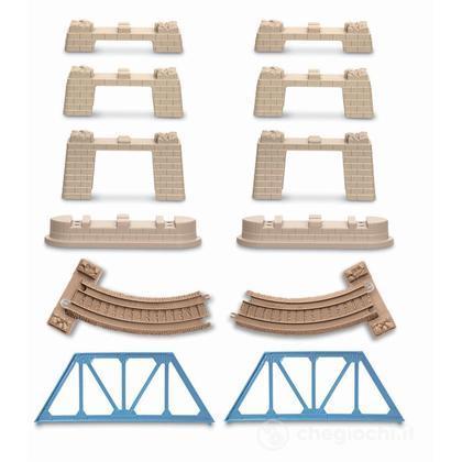 Set Binari Espandibili ponte Trackmaster (T0211)