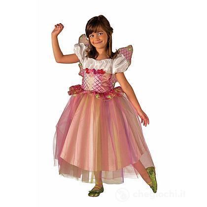 b36894ae7926 Costume Fatina primavera con luci M 5-7 anni - Carnevale - Rubie's ...
