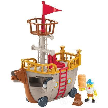 Il Vascello Degli Hamburger Di Spongebob (CDM02)