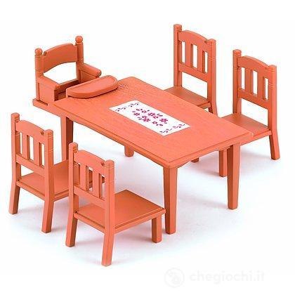 Set tavolo + sedie (4506)