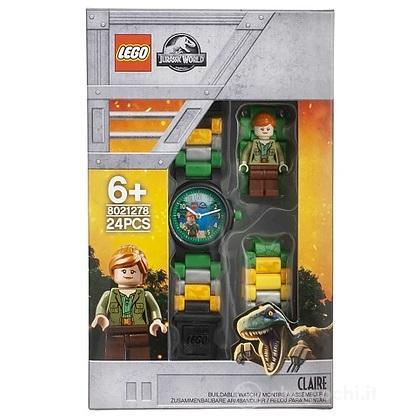 Orologio LEGO Jurassic World Claire