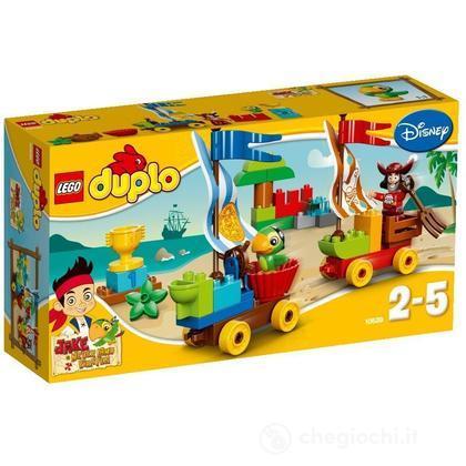 Gara sulla spiaggia - Lego Duplo Jake e i Pirati (10539)