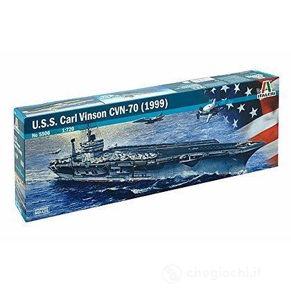 Nave U.S.S. Carl Vinson CVN-70 1/720 (5506)