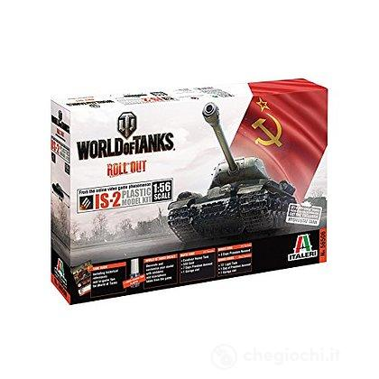 Carro armato World Of Tanks Josef Stalin JS-2 1/56 (IT56506)