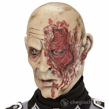 Maschera Zombie generale guerra (00506)