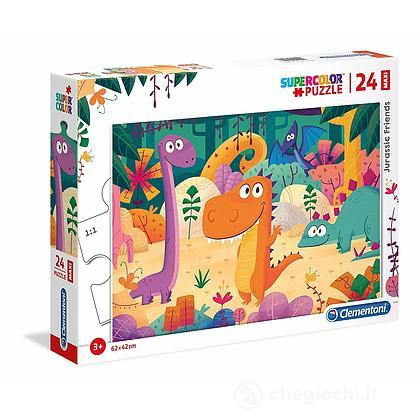 Dinosauri Maxi 24 pezzi (28506)