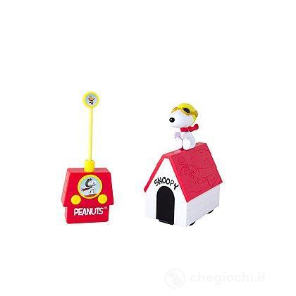 Peanuts casetta Snoopy Flyng Ace Radiocomandata (335066)