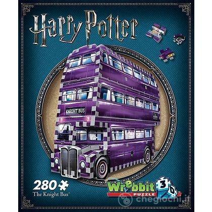 Harry Potter - The Knight Bus (Puzzle 3D 280 Pz)